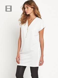 ax-paris-zipped-longline-top