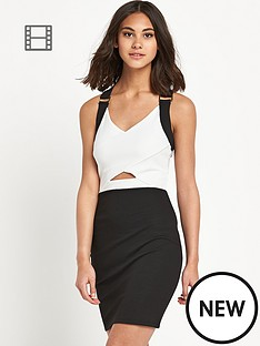 river-island-cut-out-bodycon-dress