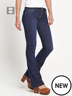 river-island-hailey-flare-jeans