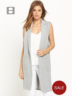 river-island-jersey-longline-sleeveless-jacket