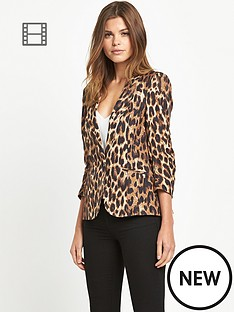 river-island-animal-print-blazer