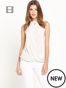 river-island-drape-top