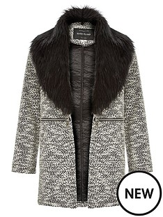 river-island-girls-colour-block-zip-coat-with-fur-collar