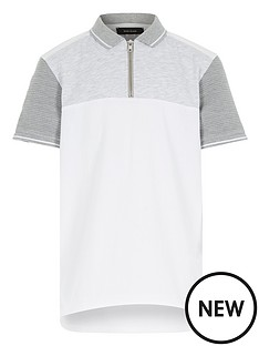 river-island-boys-ottoman-block-polo-shirt