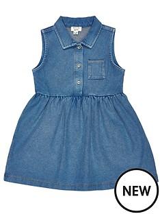 river-island-mini-girls-denim-look-jersey-dress