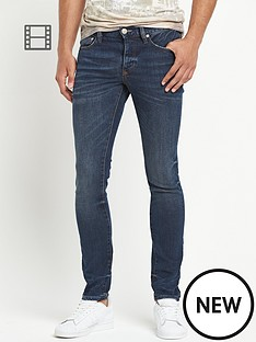 river-island-mens-dark-wash-slim-jeans