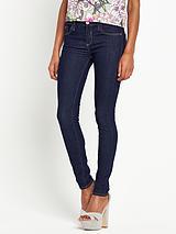 Amelie Dark Authentic Skinny Jeans