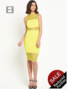 river-island-mesh-insert-bodycon-dress
