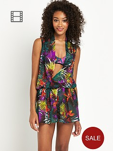 river-island-tropical-print-wrap-dress