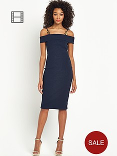 river-island-bardot-midi-column-dress