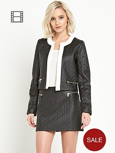 river-island-rope-quilt-short-jacket
