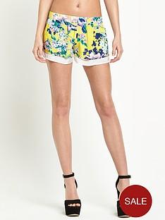 river-island-debutante-print-skirty-shorts