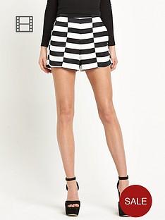 river-island-stripe-shorts