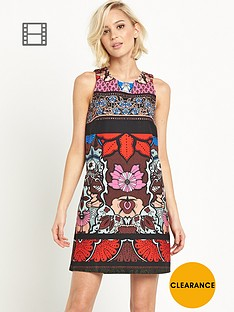 river-island-sleeveless-woven-print-shift-dress