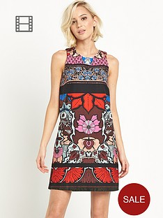 river-island-sleeveless-woven-print-shift-dress