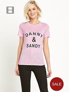 river-island-danny-sandy-logo-tee