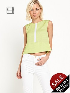 river-island-contrast-tipped-blouse