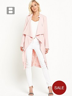 river-island-lace-trench-coat