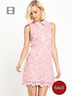 river-island-sleeveless-lace-shift-dress