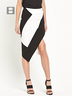 river-island-spliced-pencil-skirt