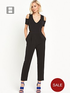 river-island-cold-shoulder-jumpsuit