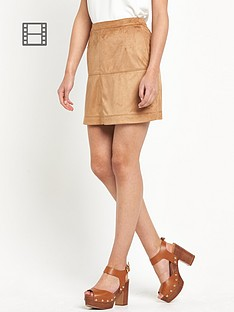 river-island-suedette-mini-skirt