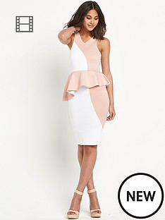river-island-peplum-scuba-midi-dress