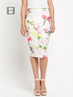 river-island-floral-print-jersey-pencil-skirt