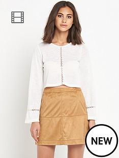 river-island-flared-sleeve-crop-top