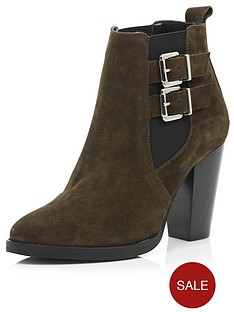 river-island-suede-double-buckle-chelsea-heeled-ankle-boots