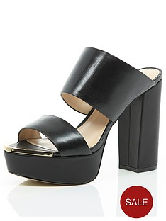 river-island-block-heel-slip-on-platform-shoes