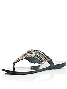 river-island-beaded-mule-sandals