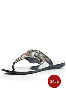 river-island-beaded-mule-sandals