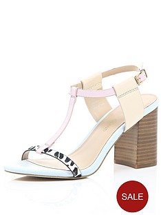 river-island-t-bar-block-heel-sandals