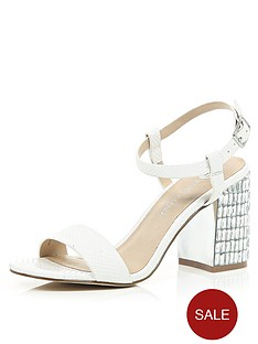 river-island-bling-block-heel-sandals