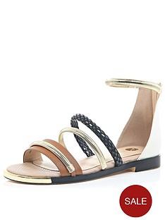 river-island-preston-multi-strap-sandals