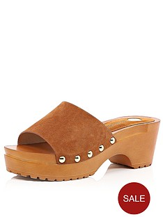 river-island-mule-clog-low-heel-sandals
