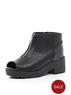 river-island-girls-chunky-unit-zip-front-boots
