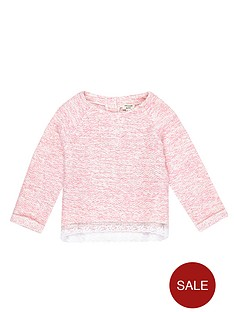 river-island-mini-girls-boucle-top-with-lace-trim-0-months-3-years