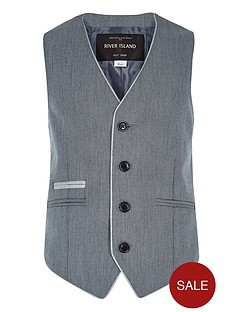 river-island-boys-smart-grey-waistcoat