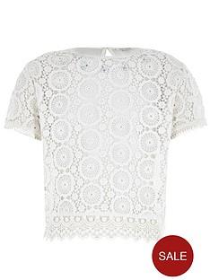 river-island-girls-split-back-crochet-t-shirt