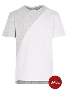 river-island-blocked-step-back-hem-t-shirt