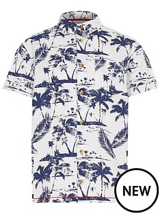 river-island-boys-palm-print-shirt