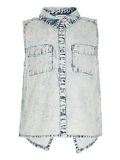 river-island-girls-light-denim-acid-tencil-sleeveless-shirt