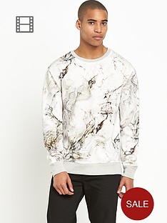 river-island-hollway-road-mens-silverside-printed-sweat-shirt