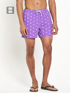river-island-mens-wolverine-star-swim-shorts