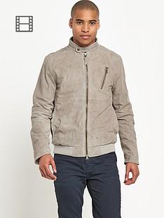river-island-mens-flint-suede-bomber-jacket