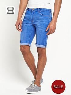 river-island-mens-freddy-brighton-blue-shorts