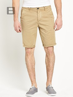 river-island-mens-slim-chino-shorts
