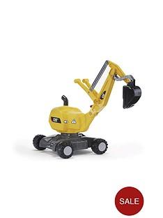 caterpillar-mobile-360-degree-excavator